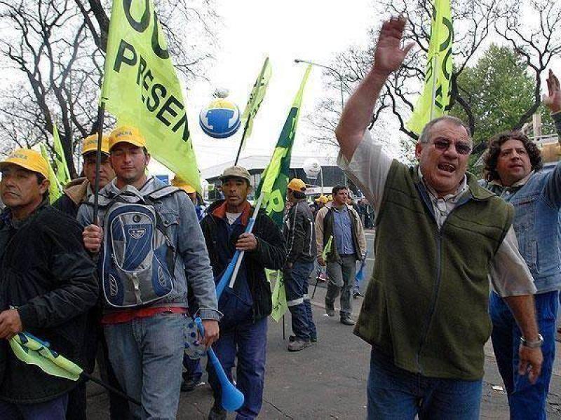 """La CGT aspira a """"reunir más de medio millón"""" de personas por el 1 de mayo"""