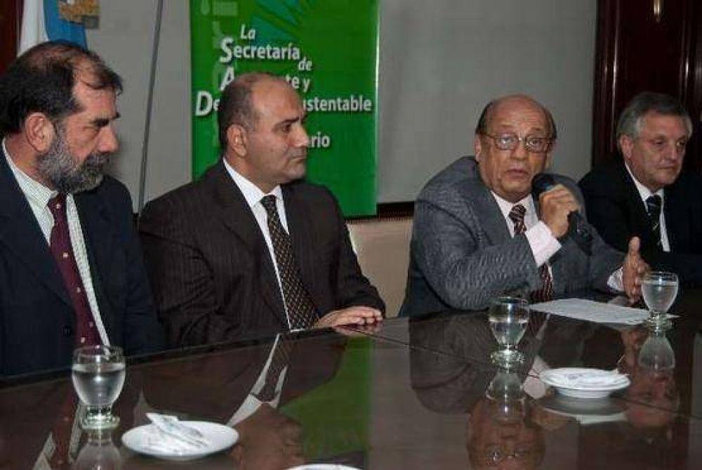 Compromiso de industriales tucumanos para mejorar situación de la cuenca Salí-Dulce