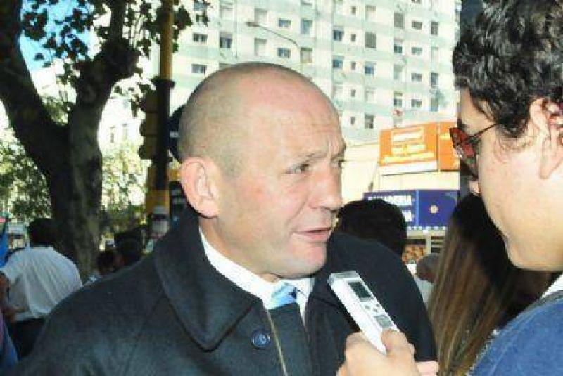 """Martín Aiello: """"Si para el 16 no hay una solución los bancos volverán a parar"""""""