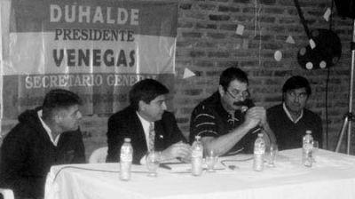 Dario Priotti abordó el tema de la discapacidad en Colón