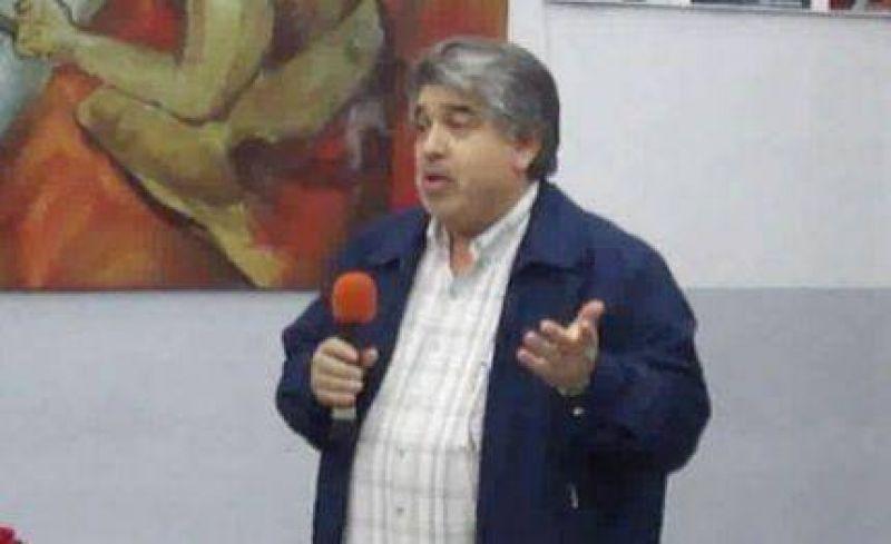 """José Rigane: """"Tenemos que convencernos del papel que tenemos que jugar"""""""