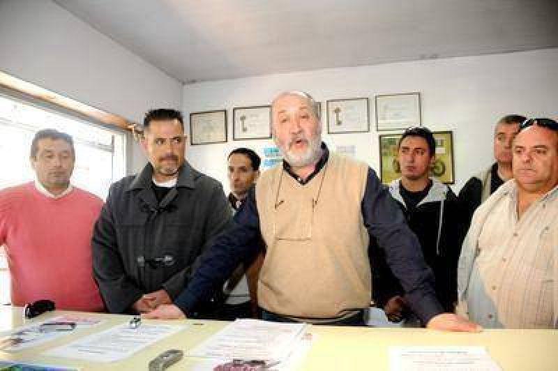 Taxistas y remiseros pidieron la urgente implementaci�n de medidas de seguridad