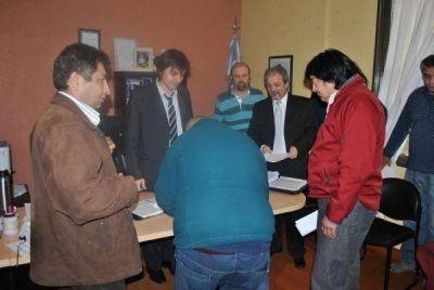 El Municipio y la ATE firmaron un nuevo aumento salarial