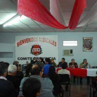 Los radicales hicieron catarsis por la derrota de marzo y acordaron modificar la Carta Orgánica