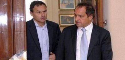 ¿Ya 'tambalea' el acuerdo entre Daniel Scioli y Pablo Bruera?
