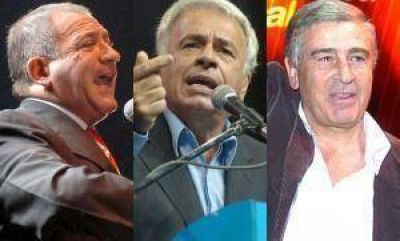 Se presentaron 12 listas con candidatos a gobernador