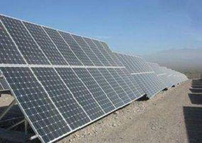 Avanzan los planes para la construcción del primer campo fotovoltaico