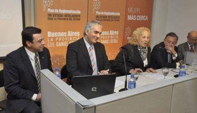 """Lic. Santiago Montoya:""""Estos tres intendentes de lujo han sido pioneros en trabajar el concepto de región"""""""