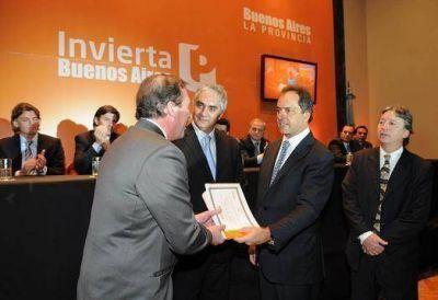 Scioli presentó herramientas para movilizar inversiones bonaerenses