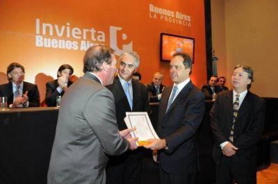 Scioli presentó herramientas para inversiones