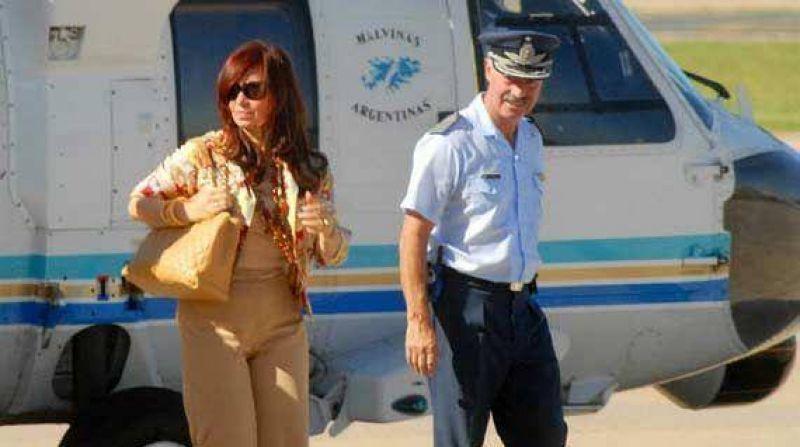 Sumando millas de viajera frecuente, CFK hará cinco países en dos meses