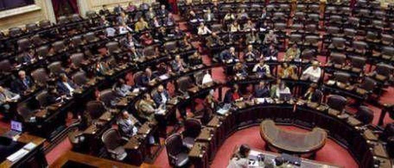 De qué trabajan los diputados y senadores