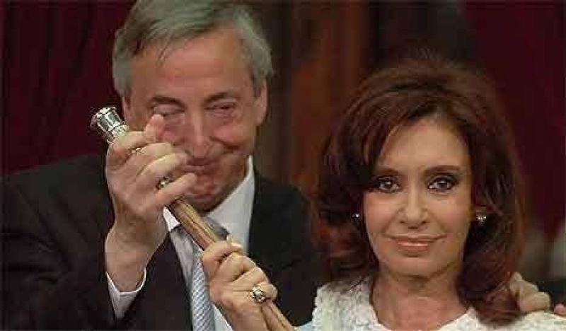 Un año de Cristina Fernández, 365 días de Kirchner