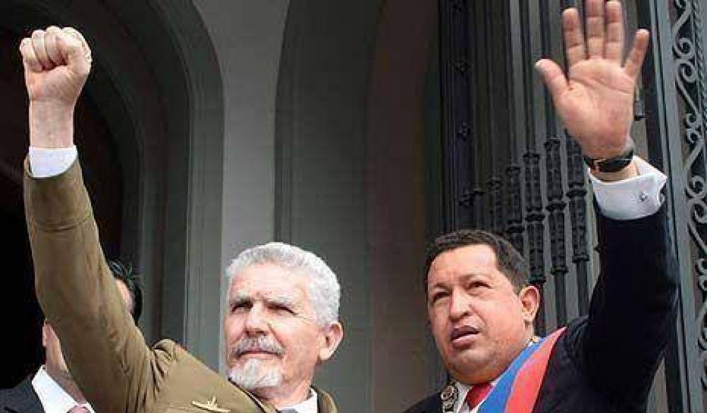 América latina, con Cuba: