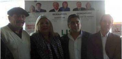 Carrió en Villa Mercedes: Se reunió con Imenson, Saldaña y Gonella (Cabezas de sus listas legislativas)