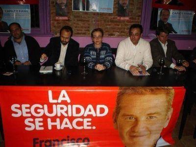 UDESO Tigre presentó su lista de candidatos de cara a las elecciones