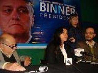 EL FRENTE AMPLIO PROGRESISTA PRESENTO SU LISTA DE CANDIDATOS EN EL CHACO