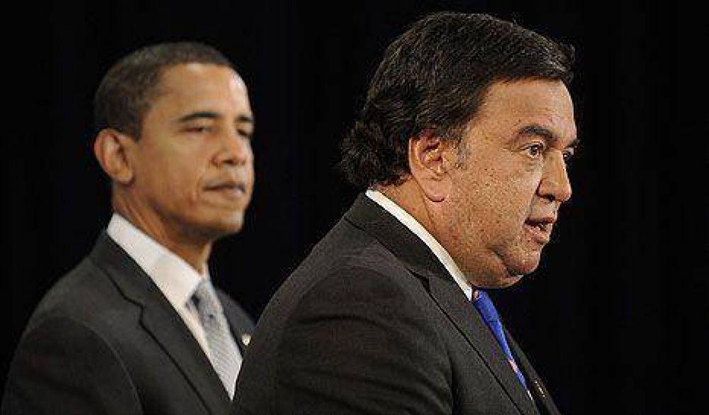 Renunció un funcionario de Obama antes de asumir