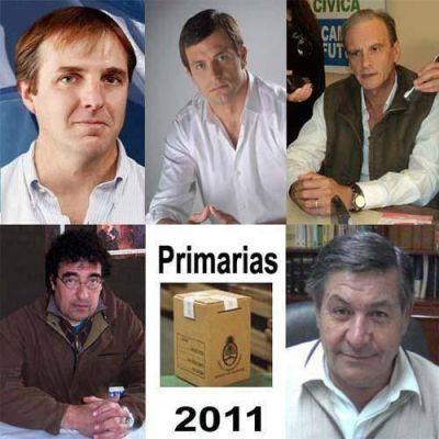 Seis listas competirán en las Primarias en Bolívar
