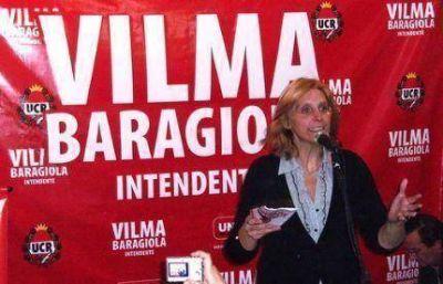 Presentaron los voluntarios radicales que acompañaran la candidatura de Vilma Baragiola