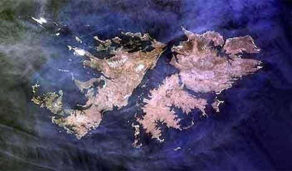 Inglaterra apoyará la exploración petrolera en Malvinas