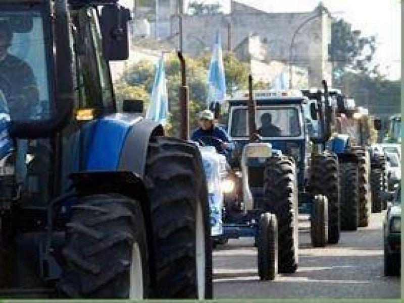 Productores agrarios preparan nuevas protestas en todo el país