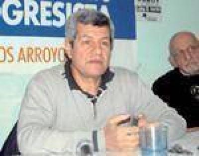 V�ctor De Gennaro defendi� el 82% m�vil en su visita a San Nicol�s