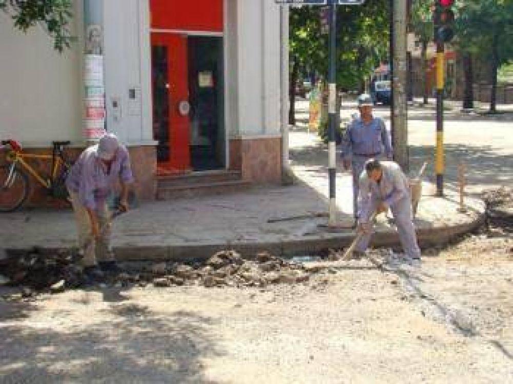 Municipio iniciará trabajos de bacheo en tres zonas de la ciudad