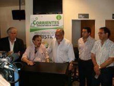 """Alfonsín en Corrientes: """"La UCR es la auténtica alternativa"""""""