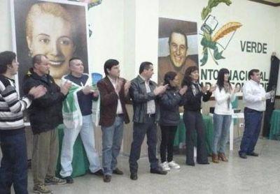 Górriz cerró su campaña el viernes último, en SMATA