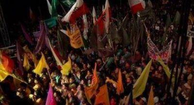Primarias: austero cierre de campaña en la provincia
