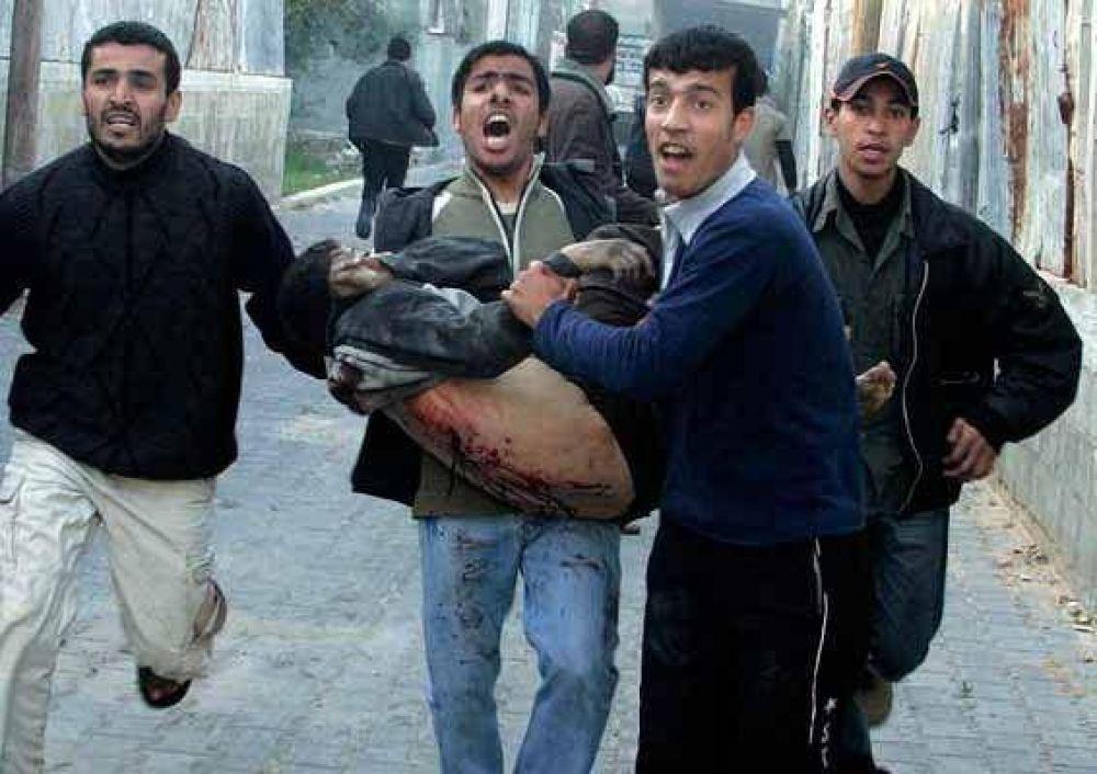 Atacó Israel tres escuelas de la ONU en Gaza: 40 muertos