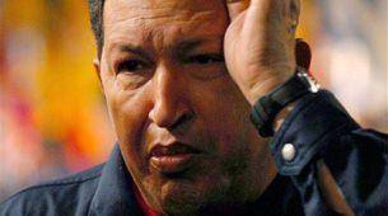 Hugo Chávez desplazó al embajador de Israel