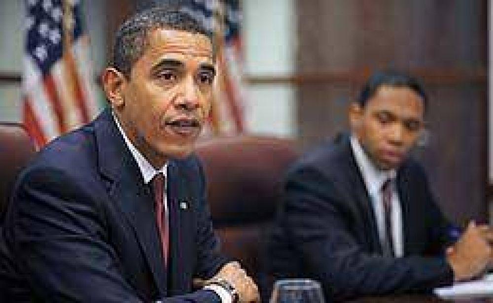 Obama rompió su silencio sobre guerra en Medio Oriente