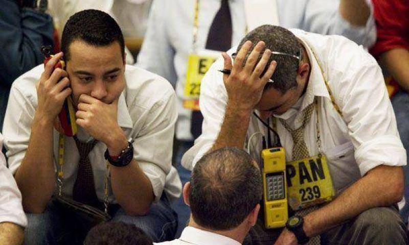 La Bolsa porteña baja, en sintonía con el resto de los mercados