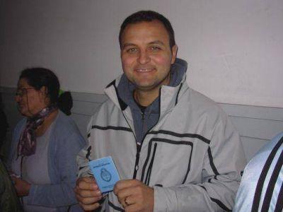 Daniel Ivoskus gan� en San Mart�n