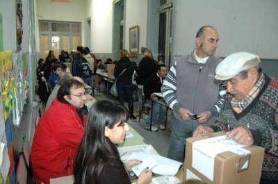 En Jun�n, Meoni y Traverso se imponen en las elecciones para candidatos municipales
