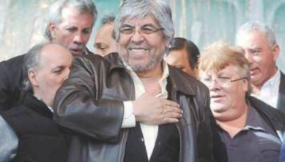 En la CGT aseguran que el triunfo de Cristina precipitará la sucesión de Moyano