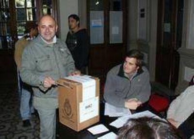"""Rubén Allende superó el piso y podrá estar en octubre de candidato: """"Superamos el desafío proscriptivo"""""""