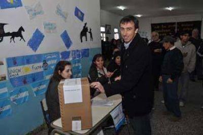 Leandro Merlo Ezcurra le ganó al candidato de la lista blanca en el marco de la interna de Udeso