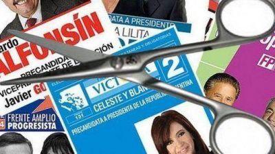 En San Martín, el corte de boleta favoreció a Binner y le quitó algunos votos a Cristina