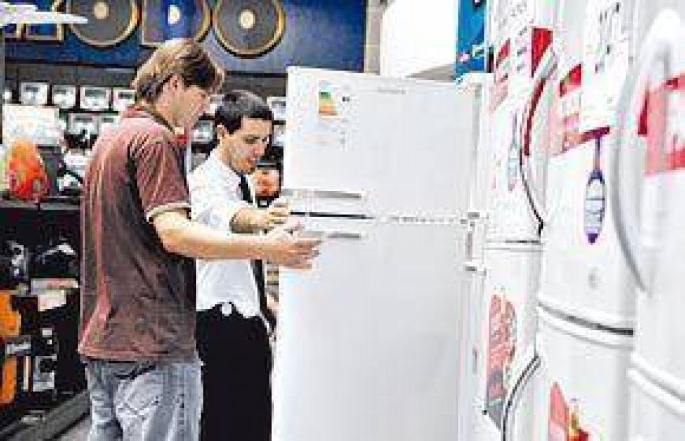 El plan de las heladeras continúa frenado por falta de mercadería