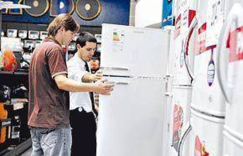 El plan de las heladeras contin�a frenado por falta de mercader�a