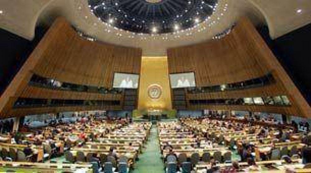 Convocaron de urgencia a la Asamblea General de la ONU