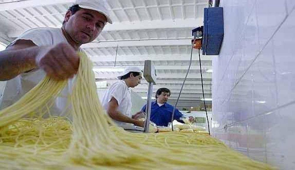 La pasta cordobesa aumentó 35% durante el año pasado