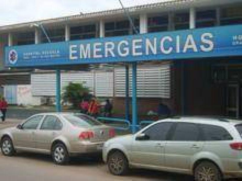 Paro de la salud en los hospitales Escuela, Llano y en el de Goya
