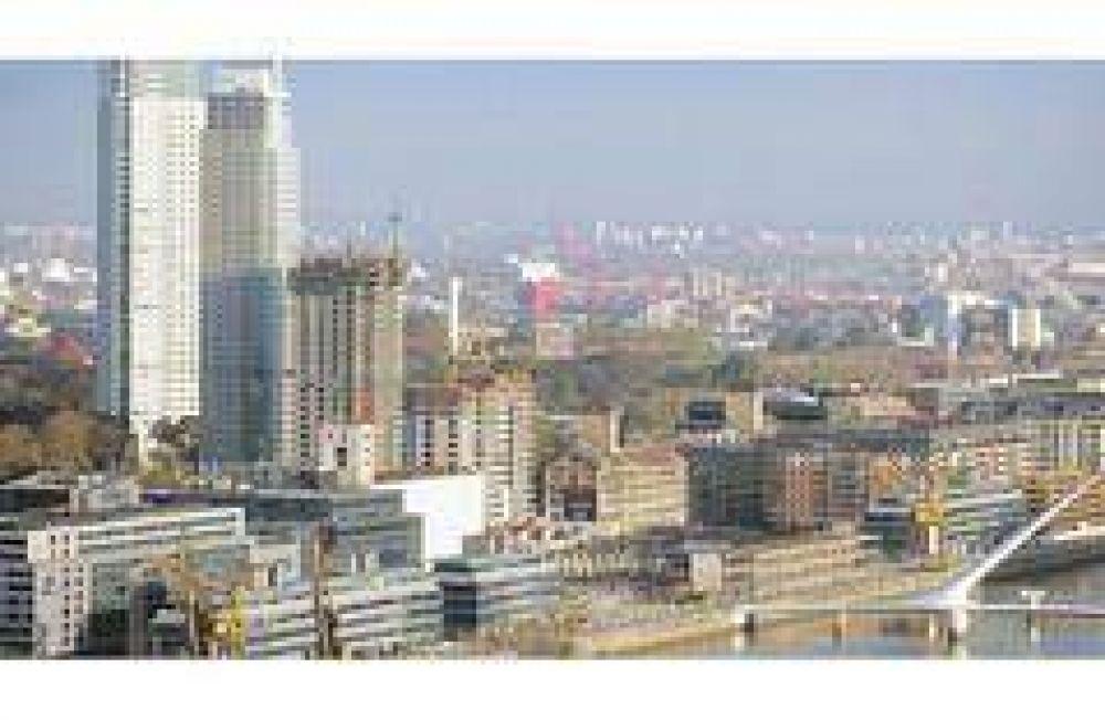 Los inversores extranjeros abandonan el negocio inmobiliario argentino