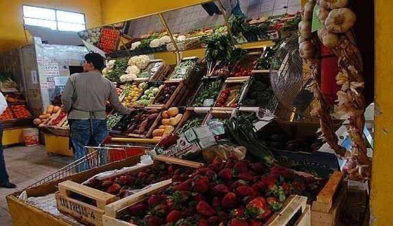 Las verdulerías, con precios recalentados