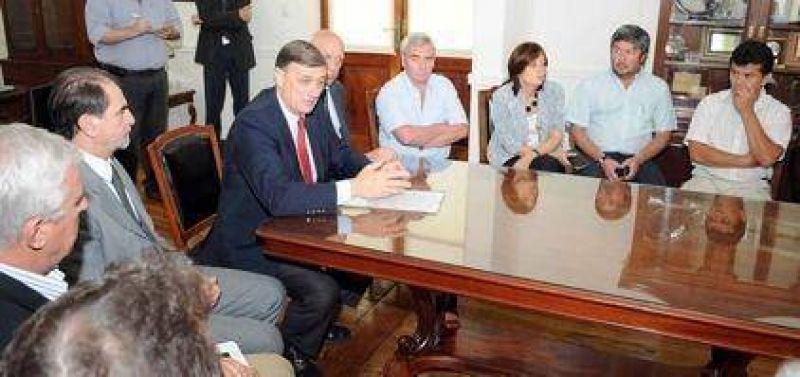 Respaldan propuesta santafesina para superar la crisis de las economías regionales