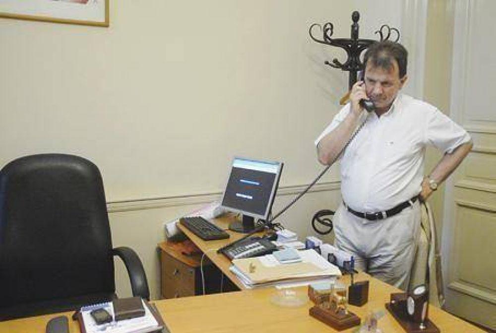 Mosca le confirmó al princismo su renuncia a la candidatura